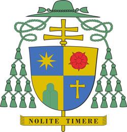 Herb Arcybiskupa Salvatore PENNACCHIO